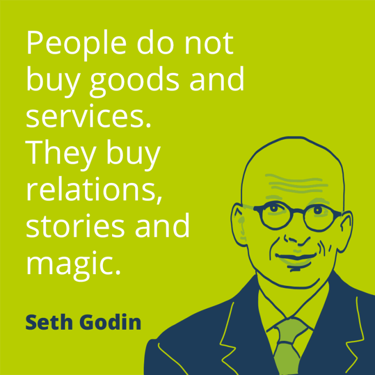 Image result for seth godin on pr